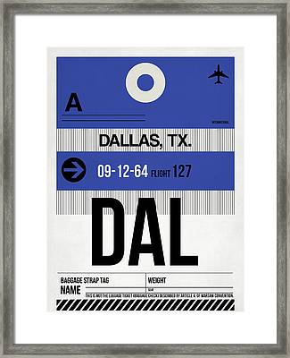 Dallas Airport Poster 1 Framed Print
