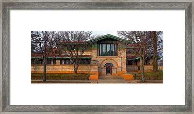 Dana Thomas House Springfield I L Framed Print