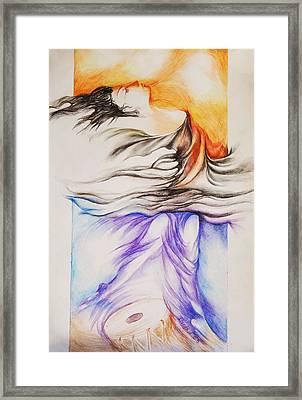 Dance-4 Framed Print