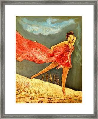 Dance Dance Dance Framed Print