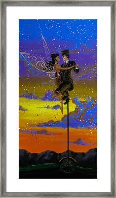 Dance Enchanted Framed Print