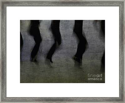 Dance Framed Print by Jeff Breiman