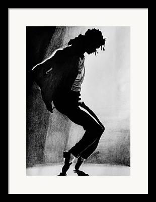 Jeremy Moore Framed Prints