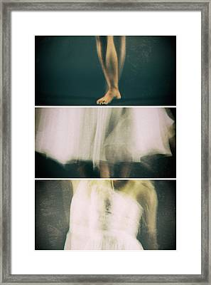Dance Framed Print by Jonas Koel