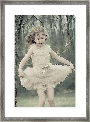 Dance Like Nobody's Watching Framed Print