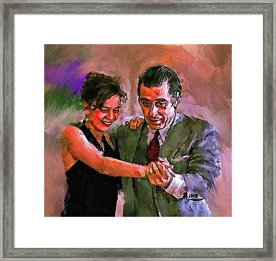 Dance Me To The End Of Love 2 Framed Print by Yury Malkov
