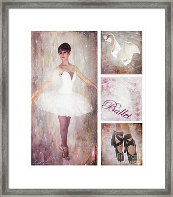 Dance Series - Ballet Framed Print