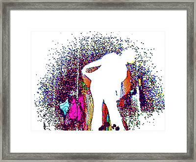 Dance With Me Framed Print by David Mckinney