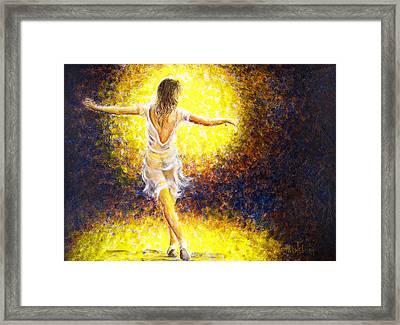 Dancer 20 Framed Print