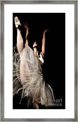 Dancer Framed Print by Marco Affini
