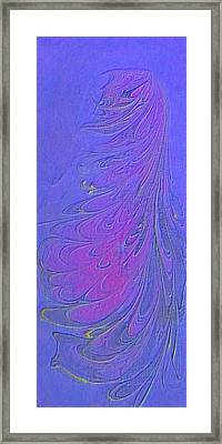 Framed Print featuring the painting Dancer by Mike Breau