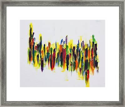 Dancing At Dawn Framed Print by Tom Atkins