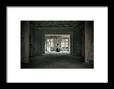 Degeneration Framed Prints
