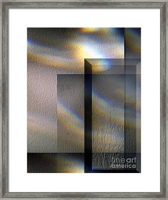 Dancing Sunlight Framed Print by Gerlinde Keating - Galleria GK Keating Associates Inc