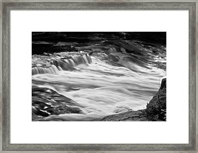 Framed Print featuring the photograph Dangerous Crossing Wat 219 by G L Sarti