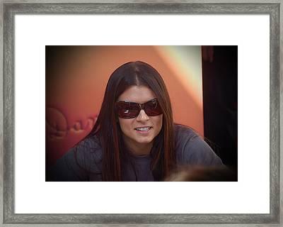 Danica Framed Print