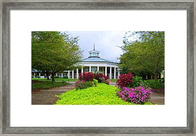 Daniel Stowe Gardens 3 Framed Print