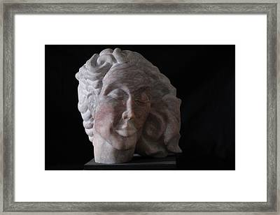 Daphne Framed Print by Michael Marcotte