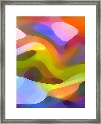 Dappled Light 6 Framed Print