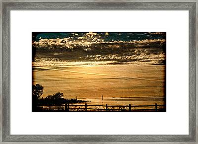 Dare To... Framed Print by Jordan Blackstone