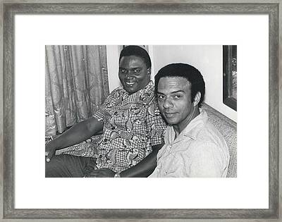 Daressalaam. Tanzania Framed Print by Retro Images Archive