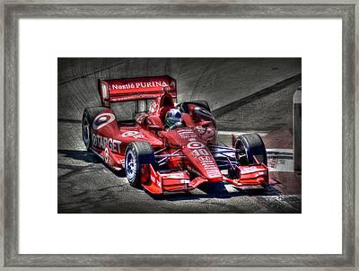 Dario 2 Framed Print by Craig Incardone