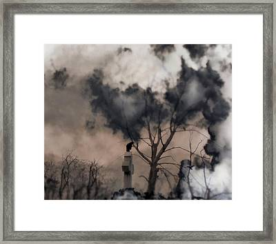 Dark Dream Framed Print by Gothicrow Images