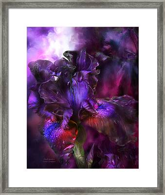 Dark Goddess Framed Print
