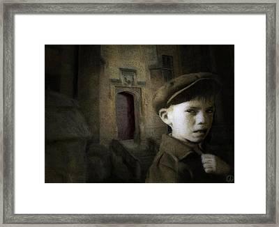 Dark Memories Framed Print by Gun Legler
