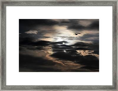 Dark Origins Framed Print