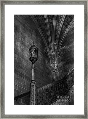 Dark Recesses Framed Print by Margie Hurwich