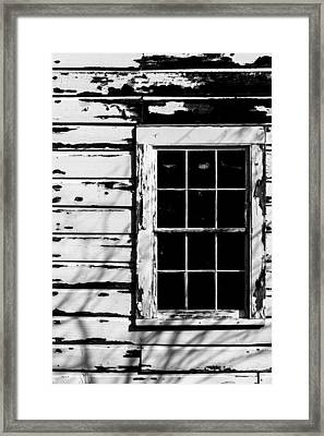 Framed Print featuring the photograph Darkness by Beverly Parks