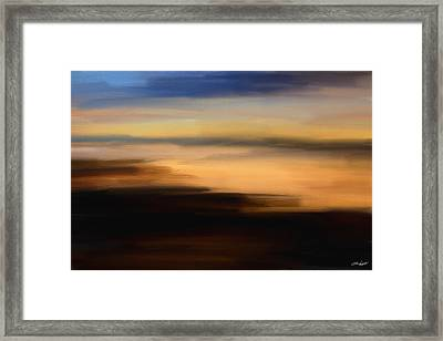 Darkness Dreams Framed Print by Lourry Legarde