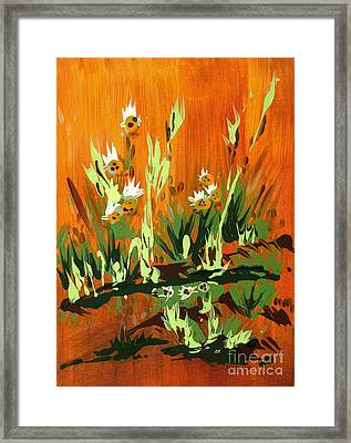 Darlinettas Framed Print