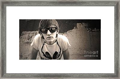 Datsik Framed Print
