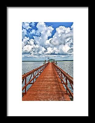 Daufuskie Island Framed Prints