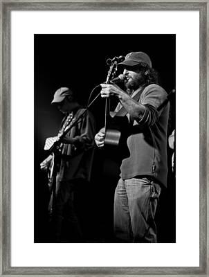 Dave Katz Framed Print