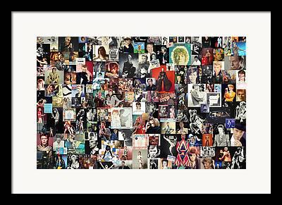 Warhol Framed Prints