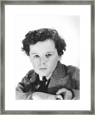 David Copperfield, Freddie Bartholomew Framed Print