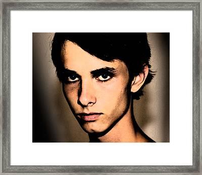 David Darko Framed Print