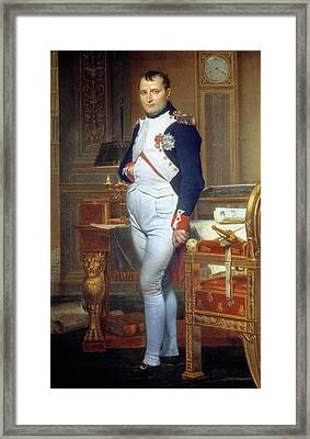 David Napoleon Bonaparte Framed Print by Granger