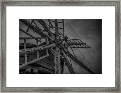 Davidson Windmill Framed Print