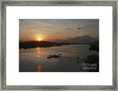 Dawn Break Framed Print