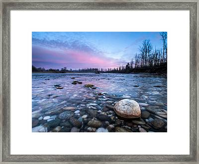 Dawn Framed Print by Davorin Mance