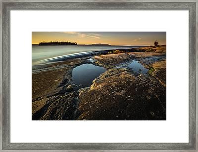 Dawn Framed Print by Jakub Sisak