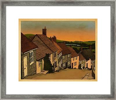 Daybreak Framed Print by Meg Shearer