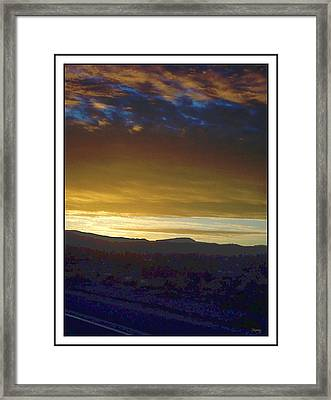 Dawn Of A New Day 2 Framed Print by Glenn McCarthy Art and Photography
