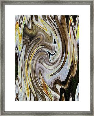 Dawn Of A New Day Framed Print by Paula Andrea Pyle