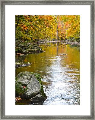 Dawn Of A New Day Framed Print by Frozen in Time Fine Art Photography