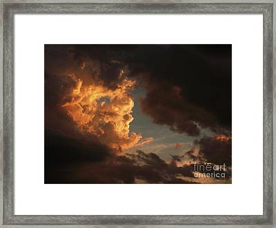Dawn Of A New Day Framed Print by Tim Good